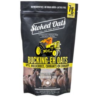 STOKED OATS BUCKING EH