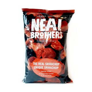 NEAL BROTHERS KETTLE CHIPS REAL SRIRACHUP
