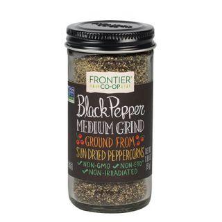 FRONTIER PEPPER BLACK GROUND