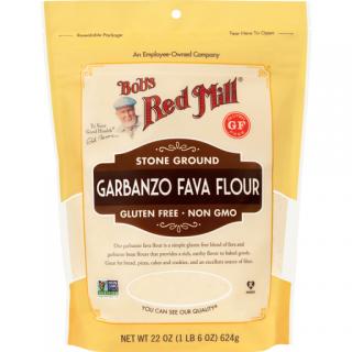 BOB'S RED MILL GARBANZO & FAVA BEAN FLOUR