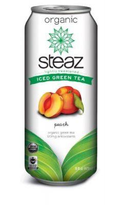 STEAZ ICED TEA PEACH