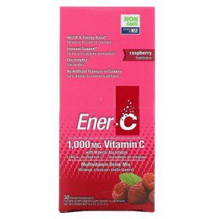ENER C RASPBERRY MINERAL DRINK MIX