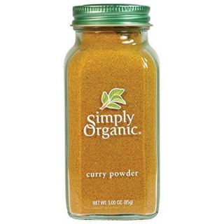 SIMPLY NATURAL CURRY POWDER