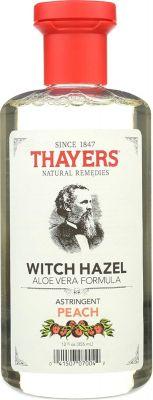 THAYERS PEACH WITCH HAZEL