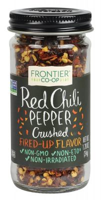 FRONTIER CRUSHED CHILI FLAKES