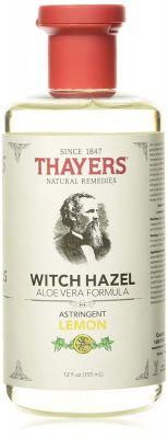THAYERS LEMON WITCH HAZEL