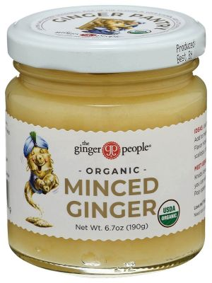 THE GINGER PEOPLE MINCED GINGER
