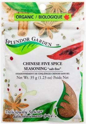 SPLENDOR GARDEN CHINESE 5 SPIC