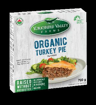 YORKSHIRE VALLEY TURKEY MEAT PIE