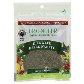FRONTIER DILL WEED ORG