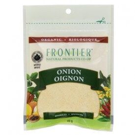 FRONTIER ORG ONION GRANULES