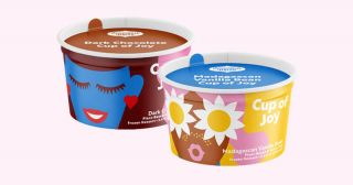 COCONUT BLISS CUPS OF JOY CHOCOLATE
