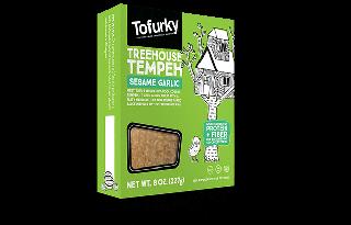 TOFURKY SESAME GARLIC TEMPEH STRIPS