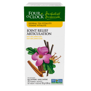 FOUR O'CLOCK HERBALIST TEA JOINT RELIEF