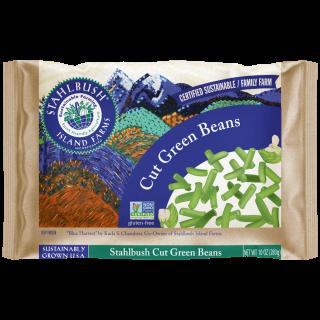 STAHLBUSH FROZEN GREEN BEANS