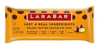 LARABAR PEANUT BUTTER CHOCOLATE