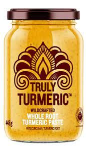 TRULY TURMERIC PASTE SML