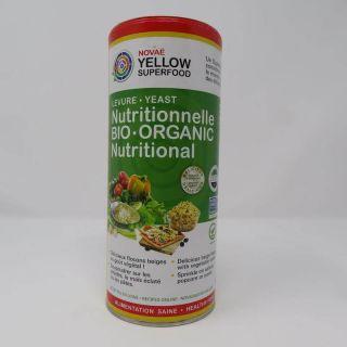 YELLOW SUPERFOOD NUTRITIONAL YEAST ORGANIC