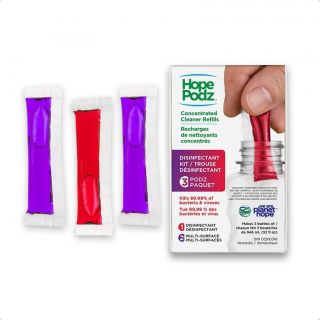 PLANET HOPE CONCENTRATED CLEANER REILLS DISENFECTANT KIT