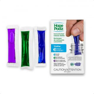 PLANET HOPE CONCENTRATED CLEANER REFILLS TRIO PAC