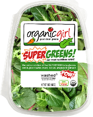 ORGANIC GIRL SUPER GREENS