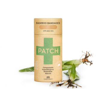 PATCH NATURAL BANDAIDS WITH ALOE