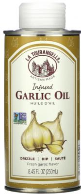 LA TOURANGELLE GARLIC INFUSED OIL