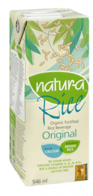 NATUR-A FORTIFIED RICE BEVERAGE ORIGINAL