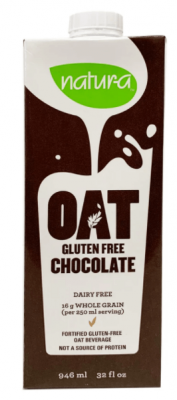 NATUR-A OAT BEVERAGE CHOCOLATE