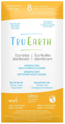 TRU EARTH ECO-STRIPS MULTI SURFACE CLEANER