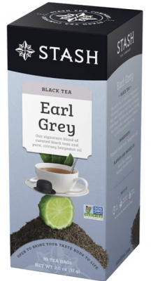 STASH TEA EARL GREY