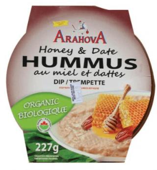 ARAHOVA HUMMUS DIP