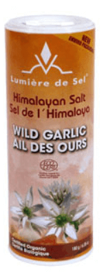 LUMIERE DE SEL WILD GARLIC SAL