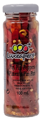 LUXEAPERS  PIRI PIRI PEPPERS