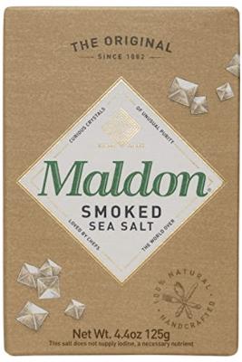 MALDON CRYSTAL SMOKED SEA SALT