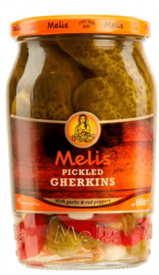MELIS PICKLED GERKINS