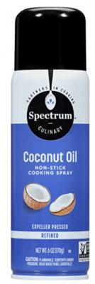 SPECTRUM COCONUT OIL COOKSPRAY