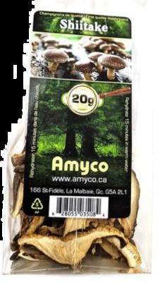 AMYCO SHIITAKE DRY MUSHROOM