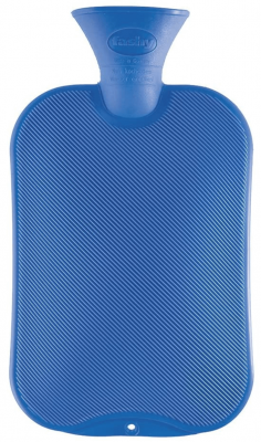 FASHY HOT WATER BOTTLE ASSORTED COLORS