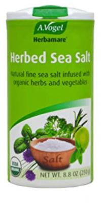 A VOGEL HERBAMARE HERBED SEA SALT 125GR