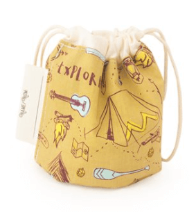 OKO CREATIONS SNACK BAG ASSORTED PATTERNS