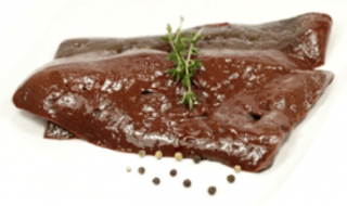 BROOKERS BEEF LIVER GRASS FED