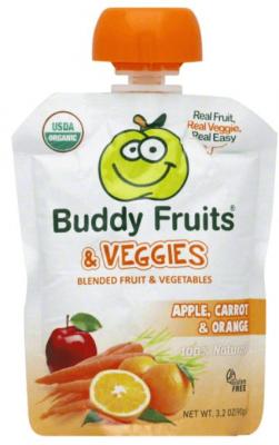 BUDDY FRUITS APPLE CARROT ORAN