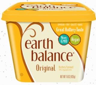 EARTH BALANCE ORIGINAL SPREAD