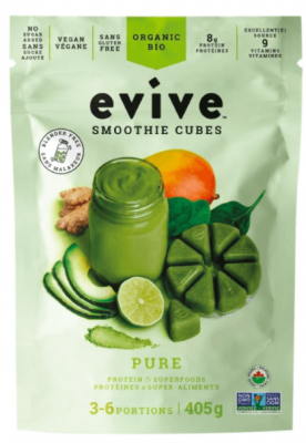 EVIVE PURE SMOOTHIE CUBES