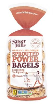 SILVER HILLS SPROUTED EVERYTHING BAGELS
