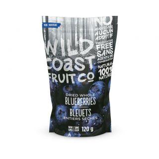 WILD COAST DRIED BLUEBERRIES