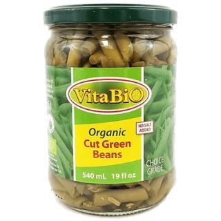 VITABIO CUT GREEN BEANS